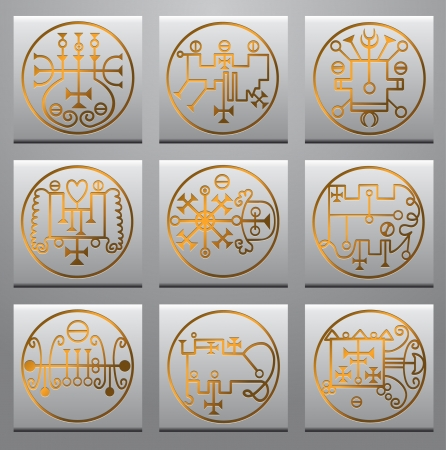 encode: Alchemy symbols