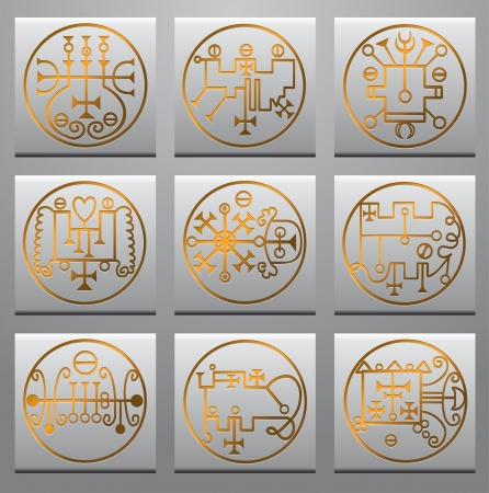 to encode: Alchemy symbols