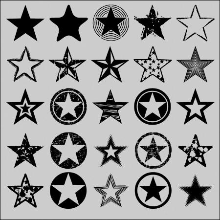 five star: stars