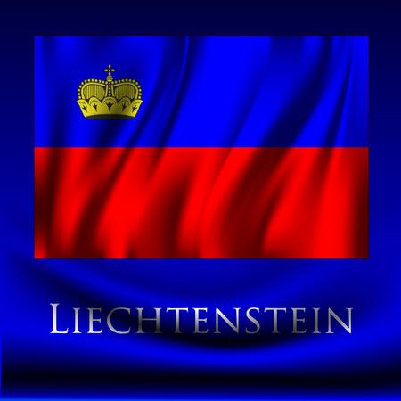 lichtenstein: Lichtenstein Illustration