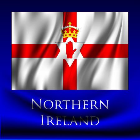 Nothern Ireland Illustration