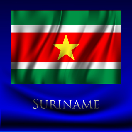 Suriname: Suriname Illustration