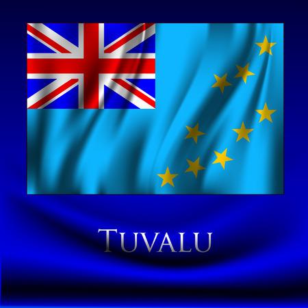 tuvalu: Tuvalu Illustration