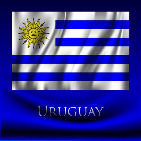 bandera de uruguay: Uruguay Vectores