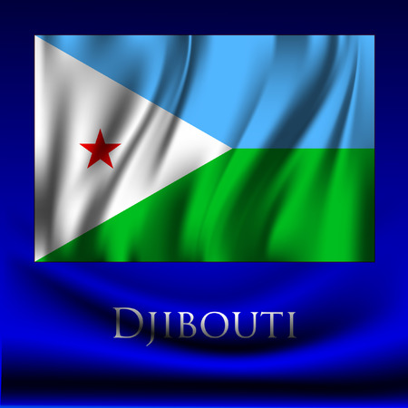 Djibouti Illustration