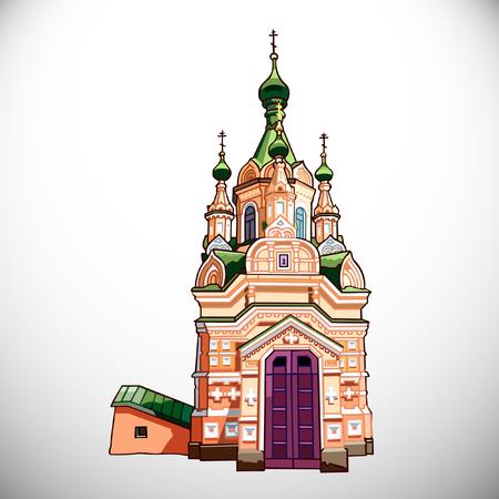 Church Çizim