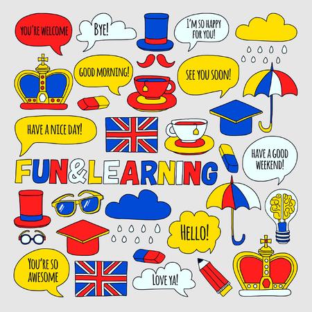 Doodle kit.London