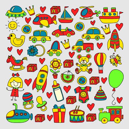 Doodle toy design.