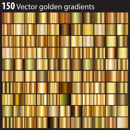 Vector golden gradients