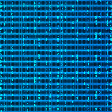 sci:  Abstract tech background Stock Photo