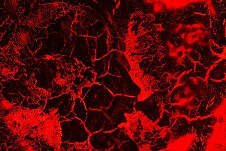 lave rouge chaude d'art, fond abstrait de feu