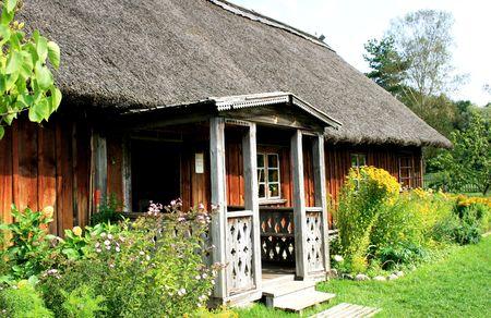 ethnographic: Latvian Ethnographic museum