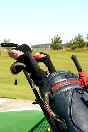 Golf-bag  photo