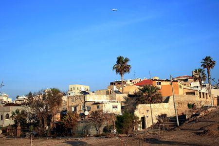 hiils:  Arabic quarter in Yaffo, Israel