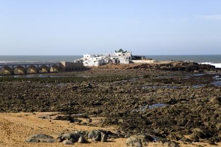 berber: Old Berber fishing village