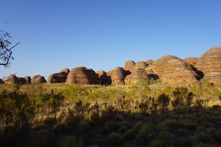 The bungles in Purnululu National Park Imagens
