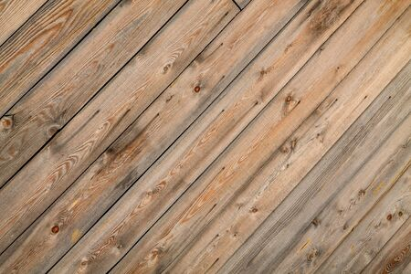 Wooden plank texture background in a diagonal pattern