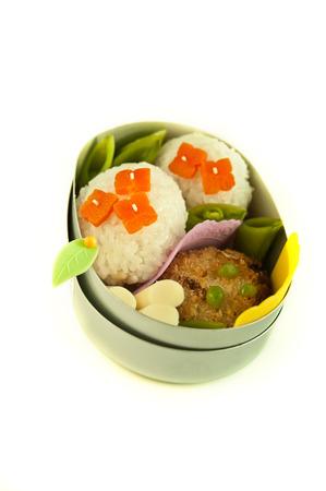 Lunch hydrangea motif photo