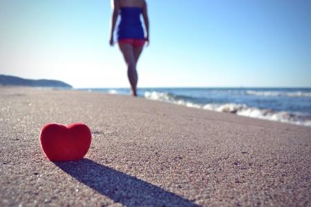 paper heart: heart shape