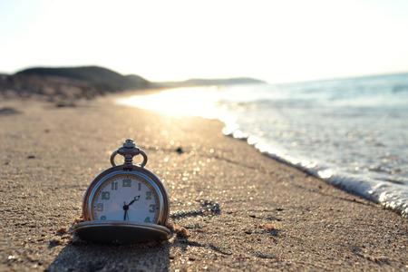 time clock photo Stock fotó