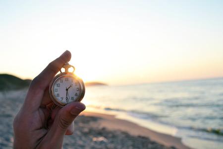 time clock photo Stock fotó - 32927791
