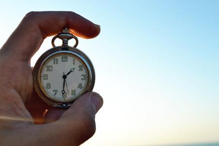 cronógrafo: foto reloj de tiempo