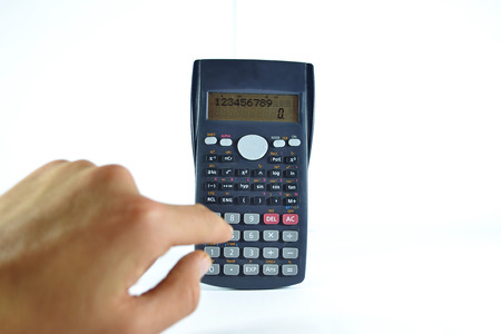 calculator Stock fotó