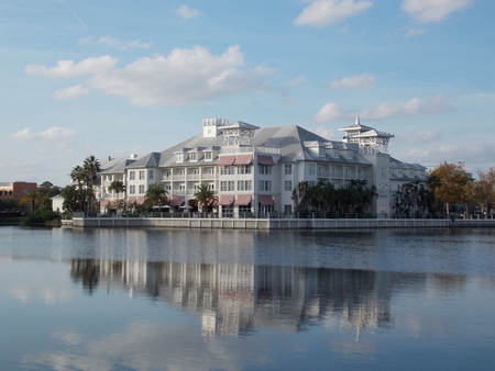 Downtown Celebration Florida 新聞圖片