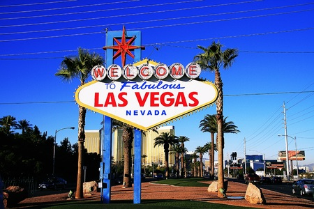 sin city: American Nevada, Welcome to Never Sleep city Las Vegas