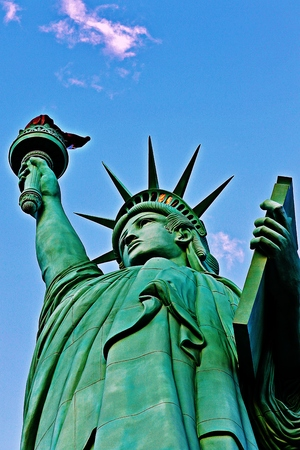 day dream: The Statue of Liberty