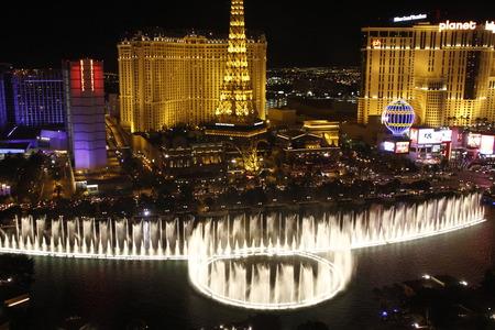 siegel: Las Vegas Bellagio fountain show
