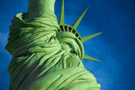La estatua de la libertad, América, símbolo americano, estados unidos