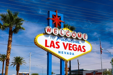 American Nevada, Welcome to Never Sleep city Las Vegas