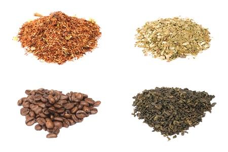 yerba mate: Las bebidas tradicionales de diferentes culturas: la yerba mate, café, té y rooibos