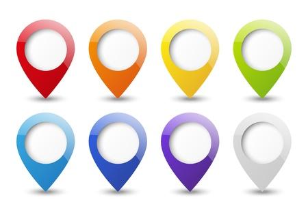 지도: 지도 포인터의 설정
