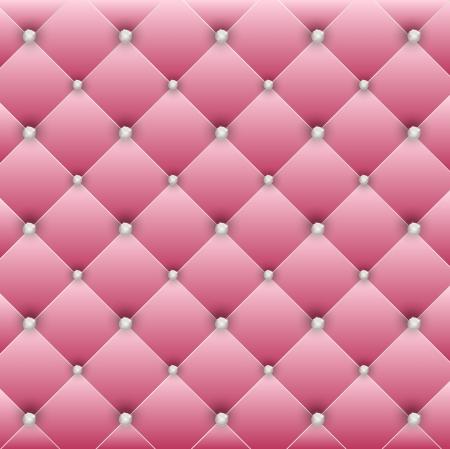 cuir: Luxury background rose avec perle Illustration
