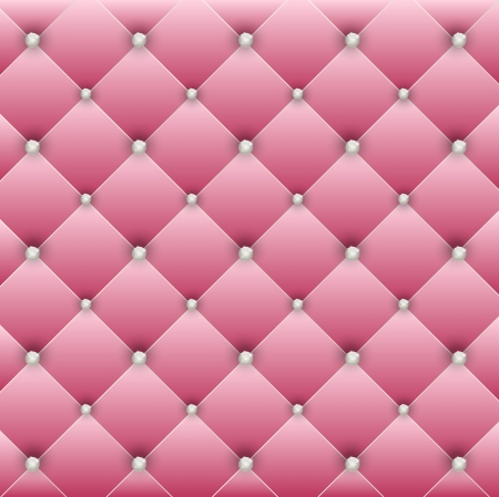 leather background: Luxury pink background with pearl  Illustration