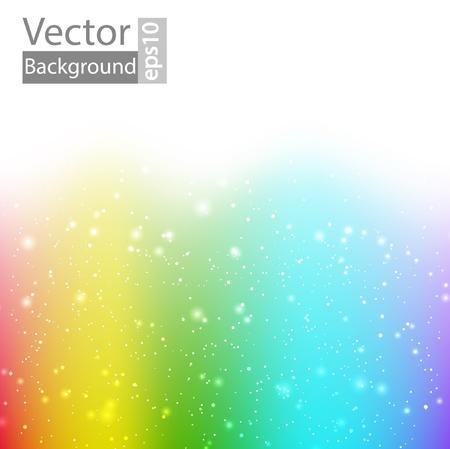 place for text: Rainbow fondo con lugar para el texto