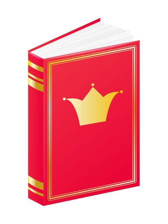 Livre rose pour petite princesse
