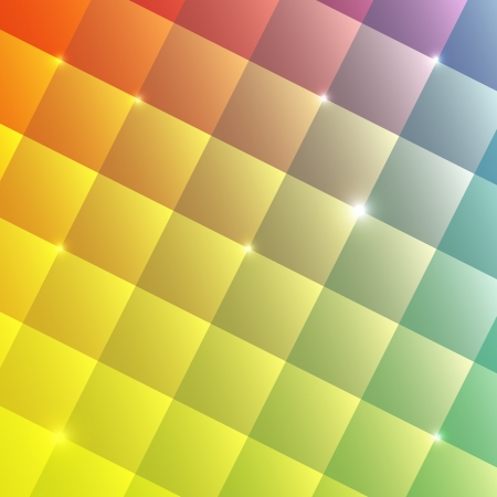 color spectrum: Color abstract background Illustration