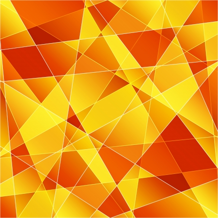 Orange abstract background for Your design Stock Vector - 19930097