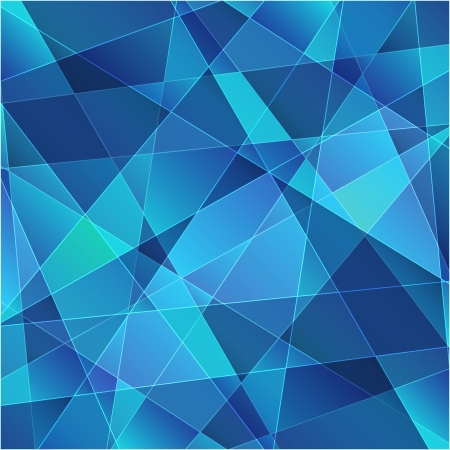 Blue abstract background for Your design Stock Photo - 20058375