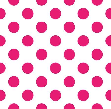 wallpapers: Polka dot vector seamless pattern