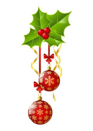 Weihnachts-Symbol für Ihr Design Standard-Bild - 23540472