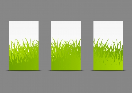 Vertical banners 240 x 400 size Stock Vector - 24544685