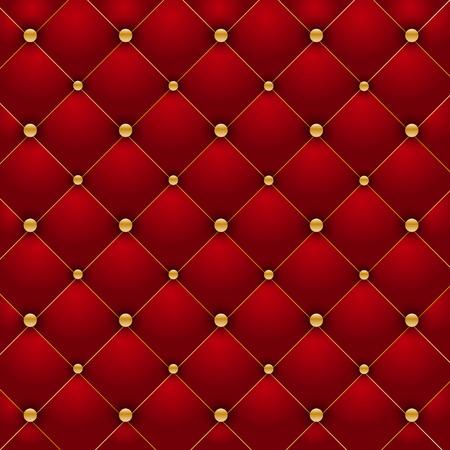 Lusso sfondo rosso illustrazione Archivio Fotografico - 26531415