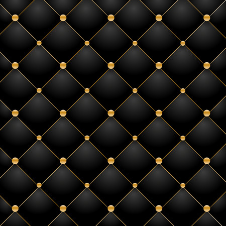 디자인을위한 럭셔리 블랙 배경 일러스트