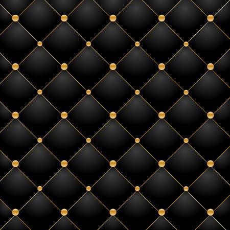 Luxe zwarte achtergrond voor uw ontwerp