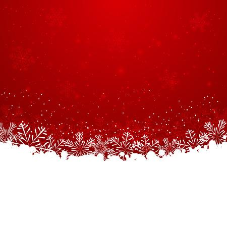 Arrière-plan de Noël Illustration