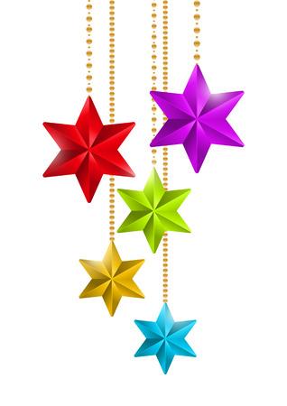 Stella di Natale decorazioni